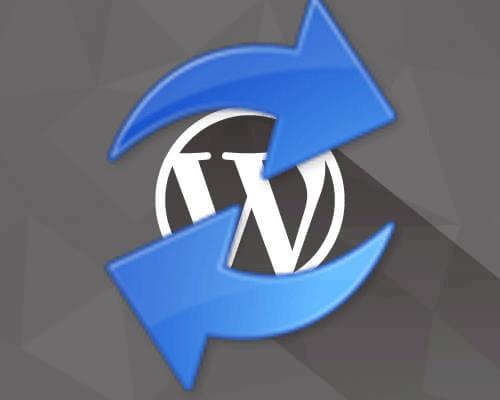 wp_更新